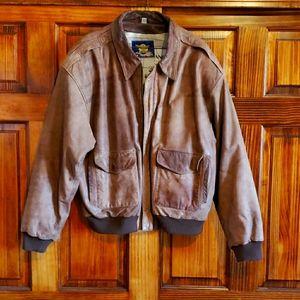 ADA LTD Leather Jacket.